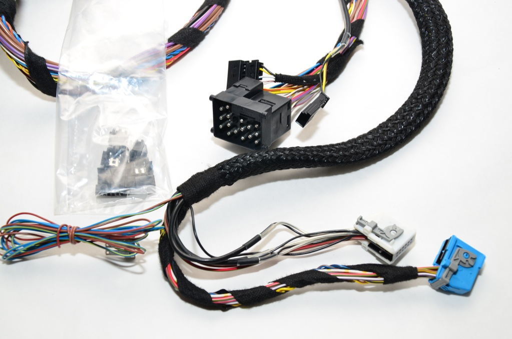 Bmw New E46 Navigation Wiring Harness Retrofit W Instructions 61 12 0 309 250