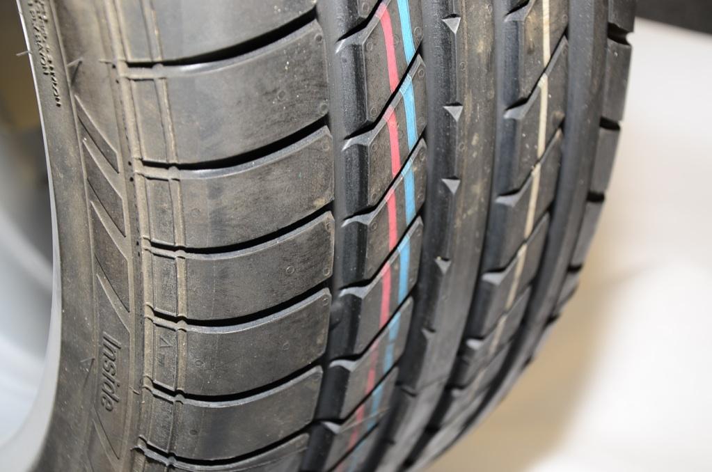 "BMW E46 17"" Light Alloy Wheel Rim Tire M Sport Double Spoke 68 2229180"